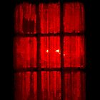 Red Window by Timothy  Ruf