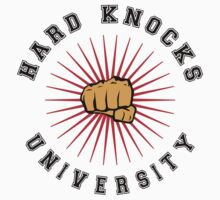 Hard Knocks University by ZANDERILLOS