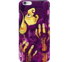 OCTO lady iPhone Case/Skin