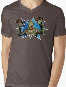 Creature Pop! Mens V-Neck T-Shirt