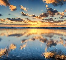 Cloud Reflections by Cheryl Styles