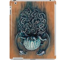 Hard Shelled Jellyfish  iPad Case/Skin