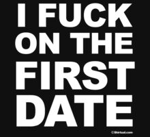 I fuck on the first date by shirtual