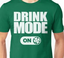 St. Patrick's Day - DRINK MODE ON Unisex T-Shirt