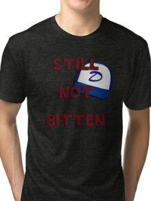 Still Not Bitten Tri-blend T-Shirt