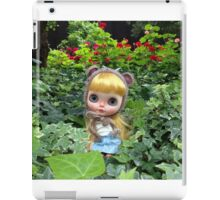 garden blythe iPad Case/Skin