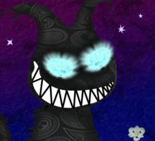 Wicked Kitty Sticker