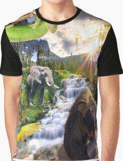paradise - new world Graphic T-Shirt