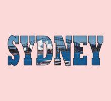 Sydney Baby Tee