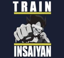 VEGETA Train Insaiyan: signature by KingKoko