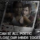 The Last of Us - Left Behind by HeSSii