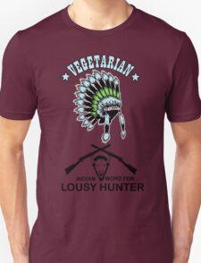 Vegetarian Humor T-Shirt