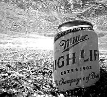 It's Miller Time by Brian Berger