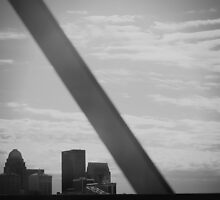 Louisville Skyline by Kimberose