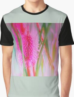 Pink Surprise Graphic T-Shirt