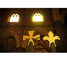 Symbols of the Faith Photographic Print
