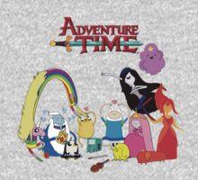 Adventure Time T-Shirt Kids Clothes
