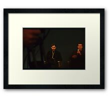Jared Leto Framed Print