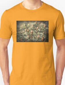 Unblown Rose Bush T-Shirt