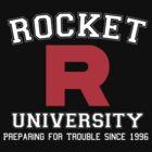 Team Rocket University by dbizal