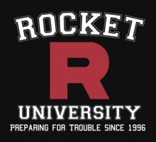 Team Rocket University Kids Clothes