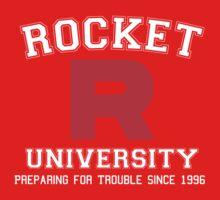 Team Rocket University Kids Clothes