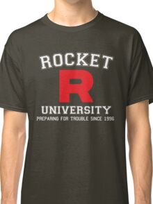 Team Rocket University Classic T-Shirt