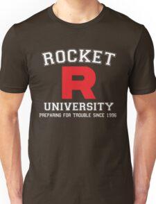 Team Rocket University Unisex T-Shirt