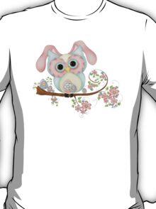 Little Miss Easter Hooty T-Shirt