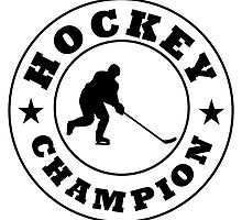 Hockey Champion by kwg2200