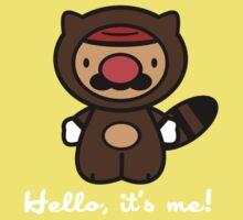 Hello, It's Me! Baby Tee