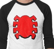 Spiderman Classic Logo - Handstyle Men's Baseball ¾ T-Shirt