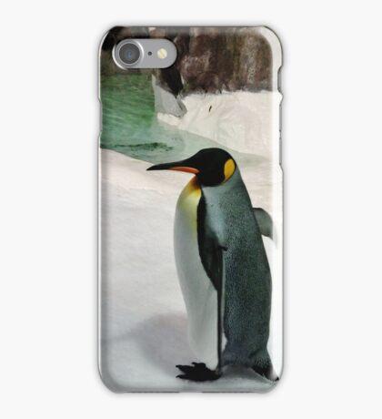 penguin case iPhone Case/Skin