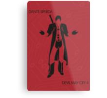 Dante Metal Print