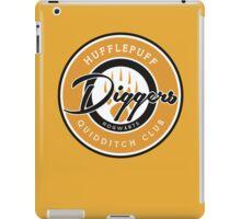 Hufflepuff Diggers iPad Case/Skin