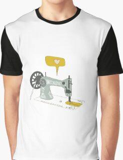 Love to Sew Graphic T-Shirt