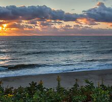 Atlantic Sunrise by Bill Wakeley