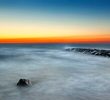 Cape Cod Sunrise by Bill Wakeley