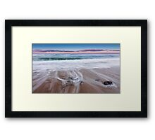 Chatham Sunset Framed Print