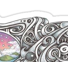 Beluga whale  Sticker