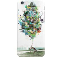 Aqualegia iPhone Case/Skin