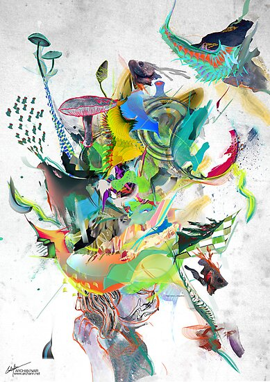 Numb by Archan Nair