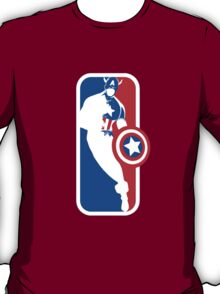 CA nba logo T-Shirt