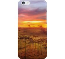 Araucaria Vale iPhone Case/Skin