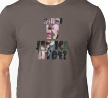Utopia - T-Shirt - Where Is Jessica Hyde? (2) Unisex T-Shirt