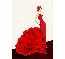 The Dancer (Flamenco) Photographic Print