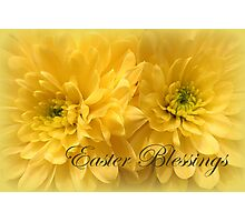 Easter Blessings Photographic Print