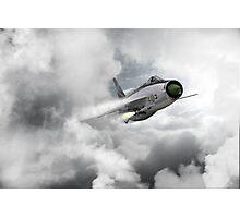Lightning Strike Photographic Print