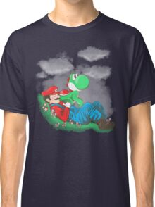 A plumber and his friend Classic T-Shirt