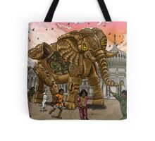 The Maharaja's New Toy Tote Bag